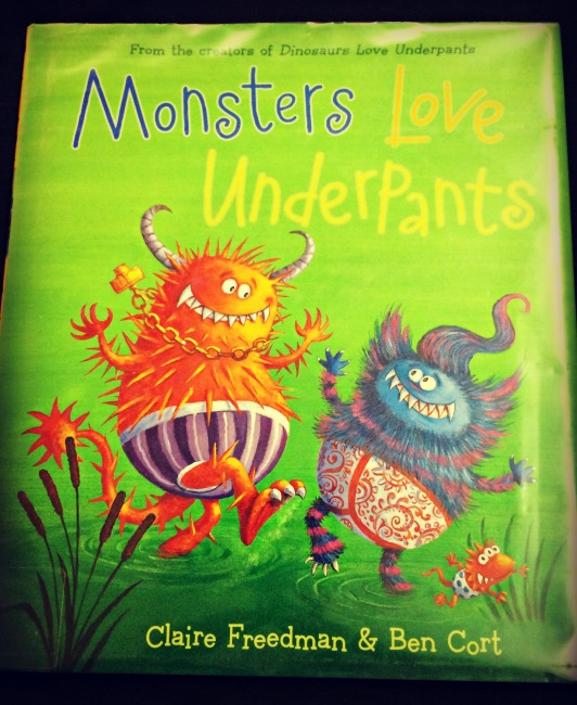 Preschool Storytime: 10 Funny Underwear Books - The Little Things